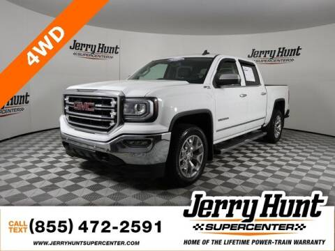 2018 GMC Sierra 1500 for sale at Jerry Hunt Supercenter in Lexington NC
