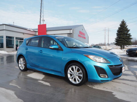2010 Mazda MAZDA3 for sale at SIMOTES MOTORS in Minooka IL