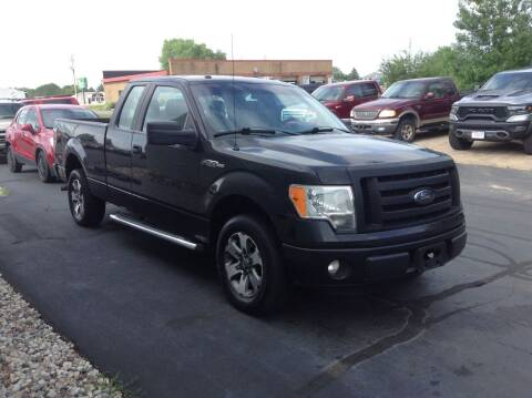 2014 Ford F-150 for sale at Bruns & Sons Auto in Plover WI