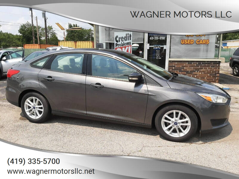 2015 Ford Focus for sale at Wagner Motors LLC in Wauseon OH