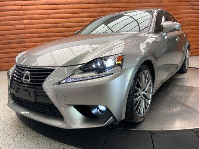 2015 Lexus IS 250 for sale at Dixie Motors in Fairfield OH