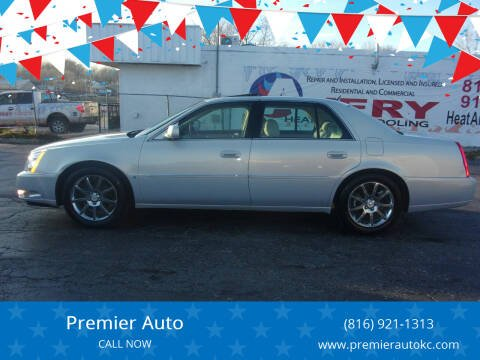 2006 Cadillac DTS for sale at Premier Auto in Independence MO