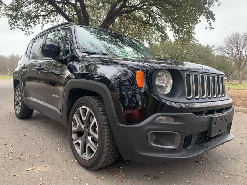 2015 Jeep Renegade for sale at 210 Auto Center in San Antonio TX