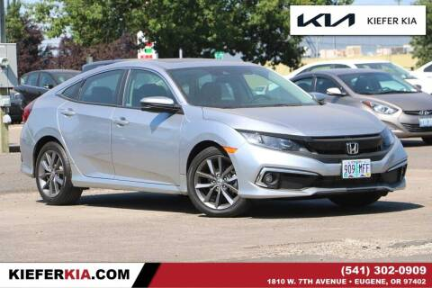 2020 Honda Civic for sale at Kiefer Kia in Eugene OR