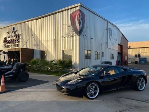 2012 McLaren MP4-12C for sale at Barrett Auto Gallery in San Juan TX