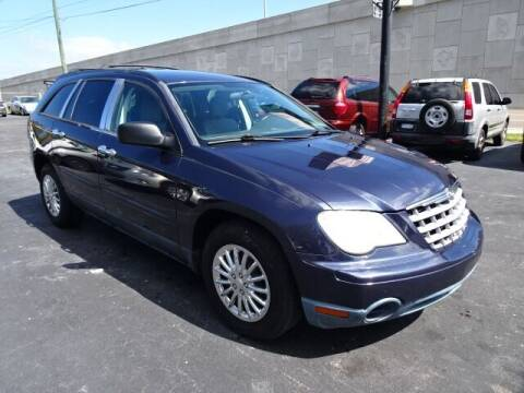 2008 Chrysler Pacifica for sale at DONNY MILLS AUTO SALES in Largo FL