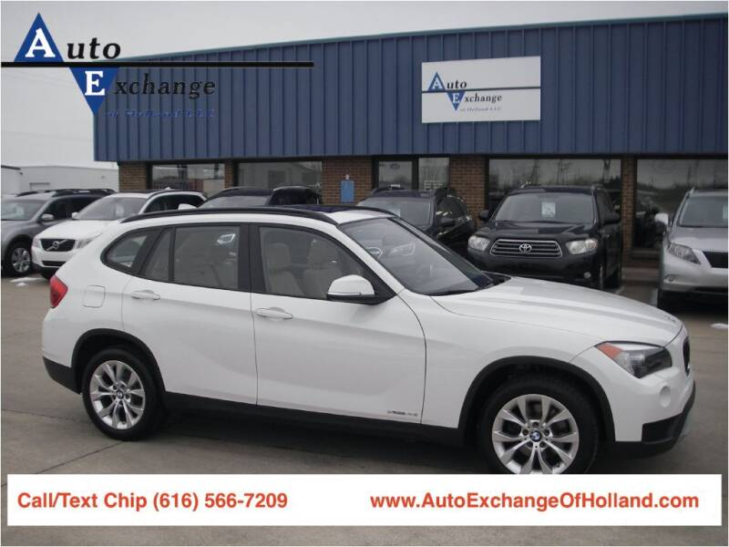 2014 BMW X1 for sale at Auto Exchange Of Holland in Holland MI