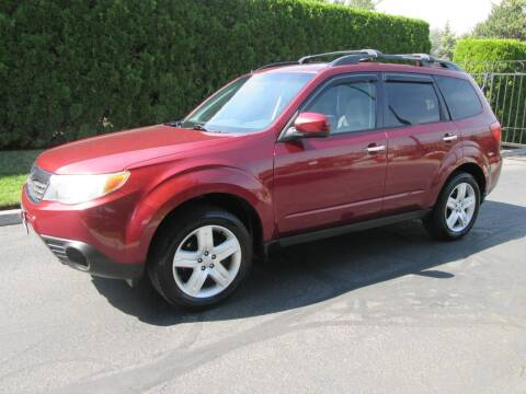 2010 Subaru Forester for sale at Top Notch Motors in Yakima WA