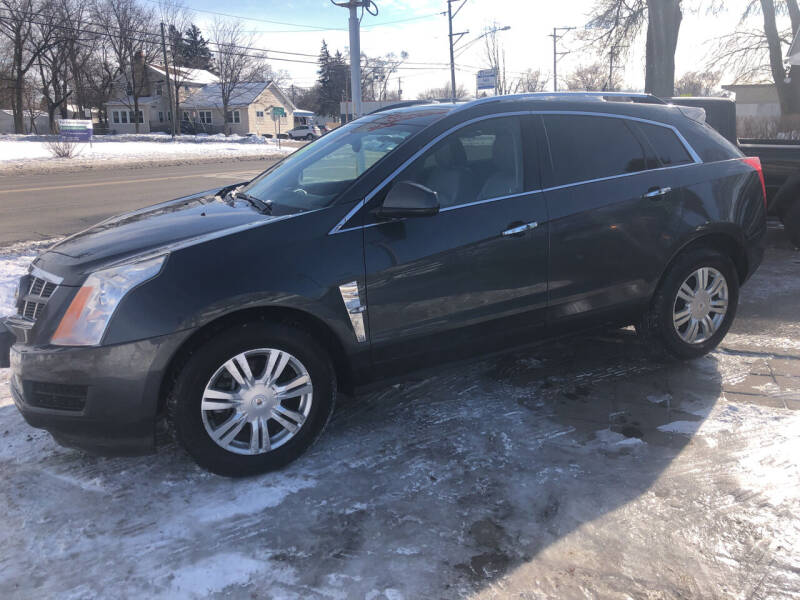 2010 Cadillac SRX for sale at CPM Motors Inc in Elgin IL