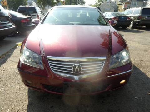 2005 Acura RL for sale at Wheels and Deals in Springfield MA