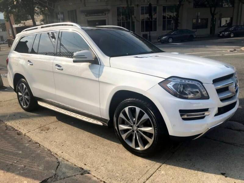 2015 Mercedes-Benz GL-Class for sale at MFG Prestige Auto Group in Paterson NJ