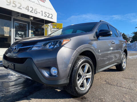 2015 Toyota RAV4 for sale at Mainstreet Motor Company in Hopkins MN