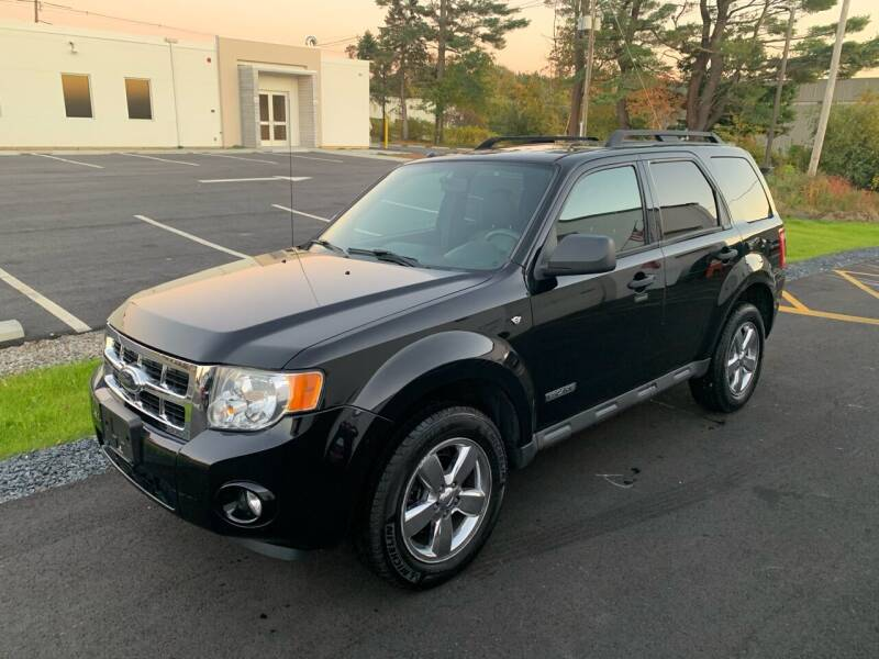 2008 Ford Escape for sale at Lux Car Sales in South Easton MA