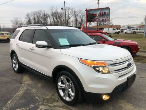 2014 Ford Explorer for sale at Albi Auto Sales LLC in Louisville KY