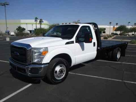 2015 Ford F-350 Super Duty for sale at Corporate Auto Wholesale in Phoenix AZ