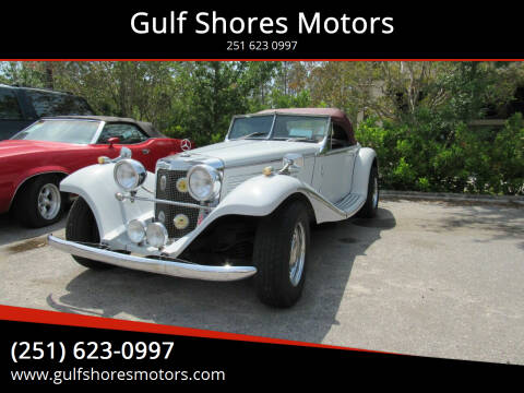 1988 Mercedes-Benz Marlene for sale at Gulf Shores Motors in Gulf Shores AL
