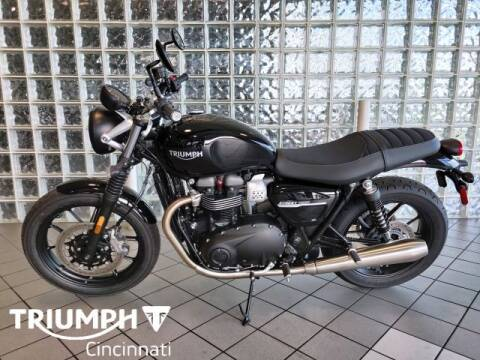2020 Triumph Street Twin for sale at TRIUMPH CINCINNATI in Cincinnati OH