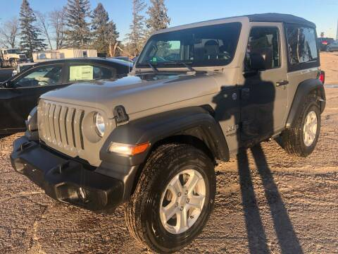 2018 Jeep Wrangler for sale at SUNSET CURVE AUTO PARTS INC in Weyauwega WI