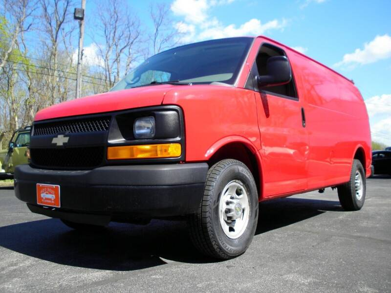 2013 Chevrolet Express Cargo for sale at Auto Brite Auto Sales in Perry OH