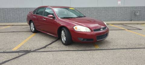 2010 Chevrolet Impala for sale at Double Take Auto Sales LLC in Dayton OH