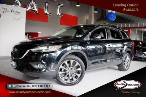2015 Mazda CX-9 for sale at Quality Auto Center in Springfield NJ