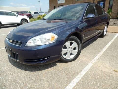 2009 Chevrolet Impala for sale at Flywheel Motors, llc. in Olive Branch MS