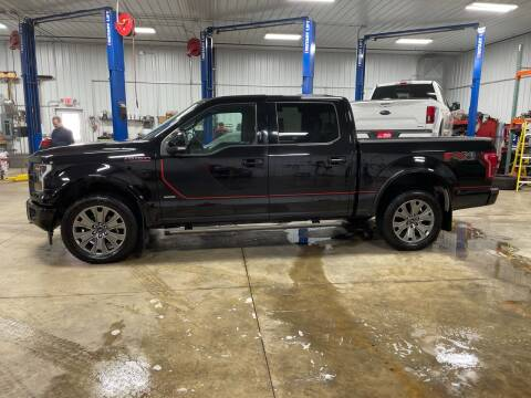 2017 Ford F-150 for sale at Southwest Sales and Service in Redwood Falls MN