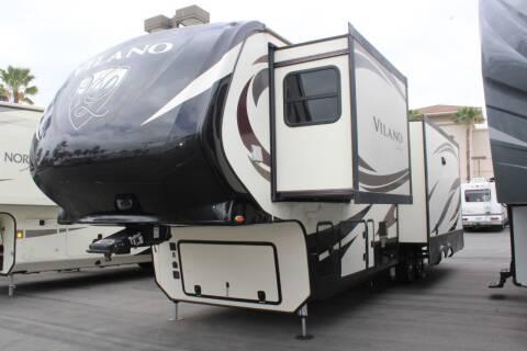 2017 Vaniegh Vilano 356RL for sale at Rancho Santa Margarita RV in Rancho Santa Margarita CA