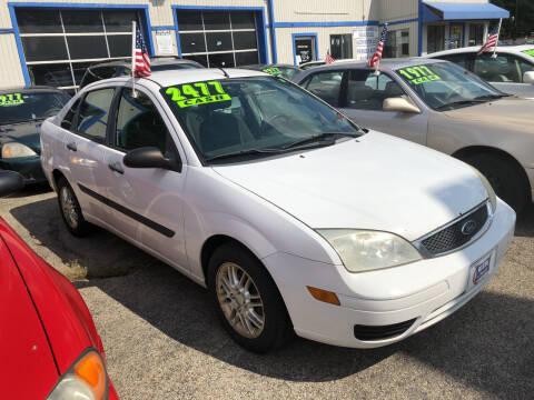 2007 Ford Focus for sale at Klein on Vine in Cincinnati OH