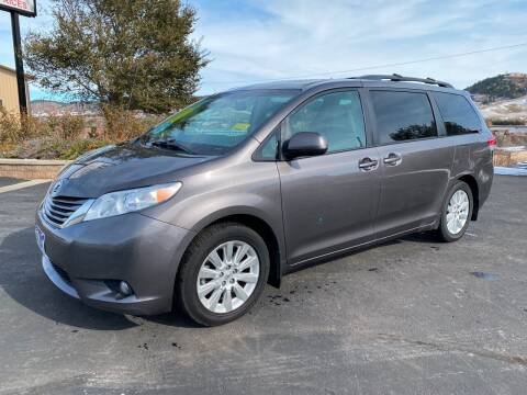 2014 Toyota Sienna for sale at Big Deal Auto Sales in Rapid City SD