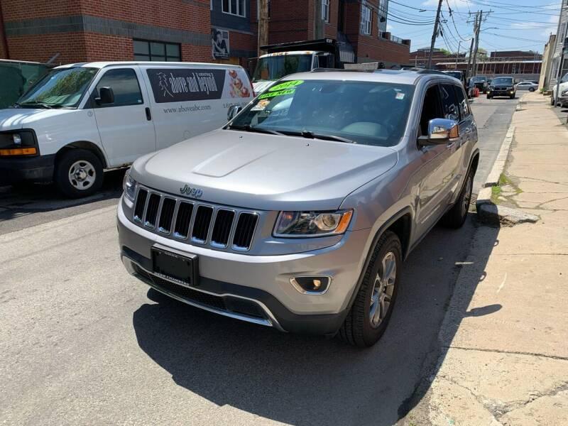 2014 Jeep Grand Cherokee for sale at Rockland Center Enterprises in Roxbury MA