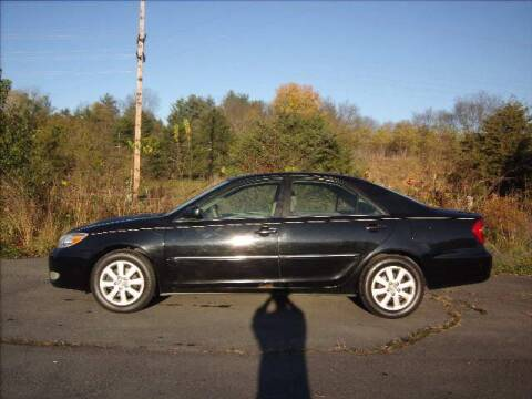 2004 Toyota Camry for sale at Broadway Motors LLC in Broadway VA