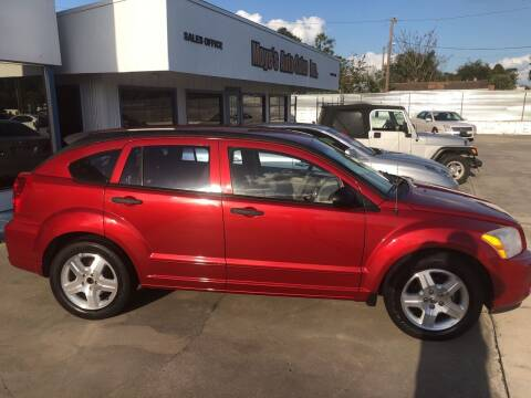 2007 Dodge Caliber for sale at Moye's Auto Sales Inc. in Leesburg FL