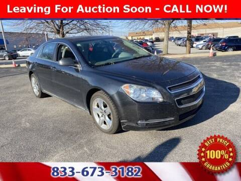 2010 Chevrolet Malibu for sale at Glenbrook Dodge Chrysler Jeep Ram and Fiat in Fort Wayne IN