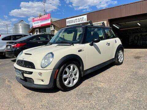2004 MINI Cooper for sale at WINDOM AUTO OUTLET LLC in Windom MN