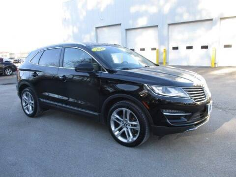 2017 Lincoln MKC for sale at MC FARLAND FORD in Exeter NH