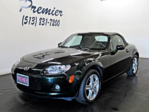 2008 Mazda MX-5 Miata for sale at Premier Automotive Group in Milford OH