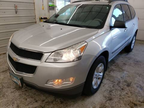2011 Chevrolet Traverse for sale at Jem Auto Sales in Anoka MN