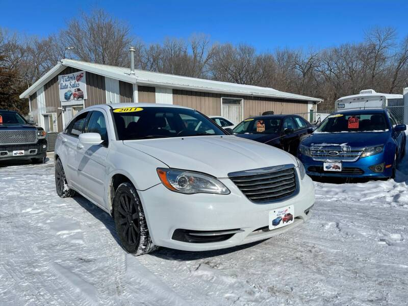 2011 Chrysler 200 for sale at Victor's Auto Sales Inc. in Indianola IA