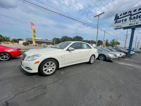 2012 Mercedes-Benz E-Class for sale at Lightning Auto Sales in Springfield IL