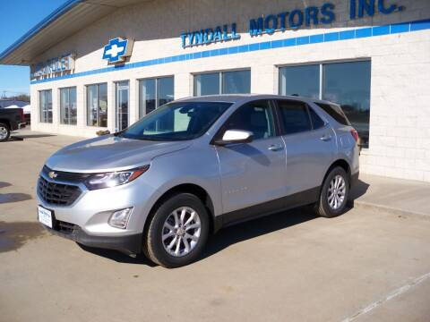 2021 Chevrolet Equinox for sale at Tyndall Motors in Tyndall SD