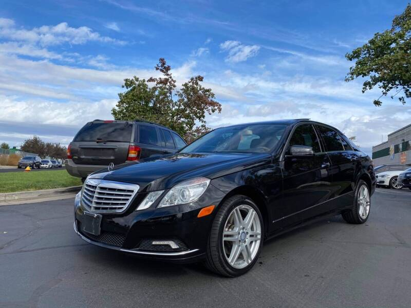 2010 Mercedes-Benz E-Class for sale at All-Star Auto Brokers in Layton UT