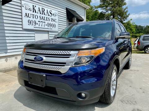 2011 Ford Explorer for sale at Karas Auto Sales Inc. in Sanford NC