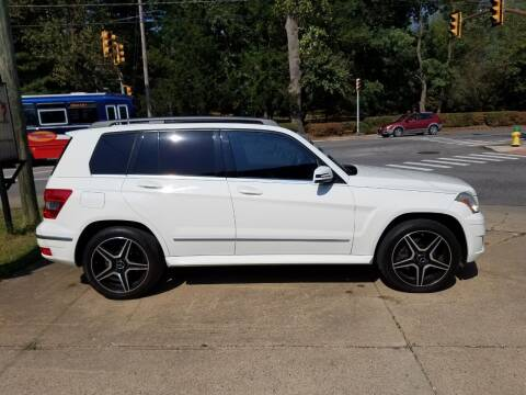 2010 Mercedes-Benz GLK for sale at Action Auto Sales in Parkersburg WV