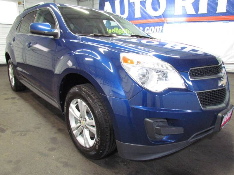 2010 Chevrolet Equinox for sale at Auto Rite in Cleveland OH