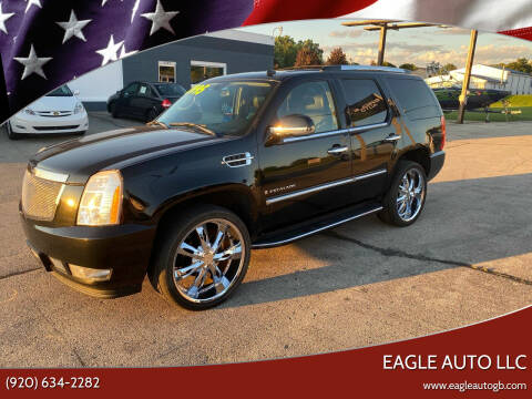 2007 Cadillac Escalade for sale at Eagle Auto LLC in Green Bay WI