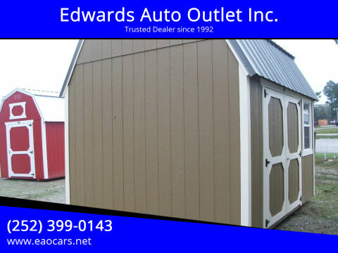 2020 xx Old Hickory Buildings 10x12 Lofted Barn for sale at Edwards Auto Outlet Inc. in Wilson NC