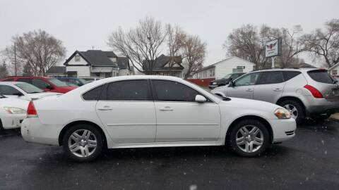 2013 Chevrolet Impala for sale at BRAMBILA MOTORS in Pocatello ID