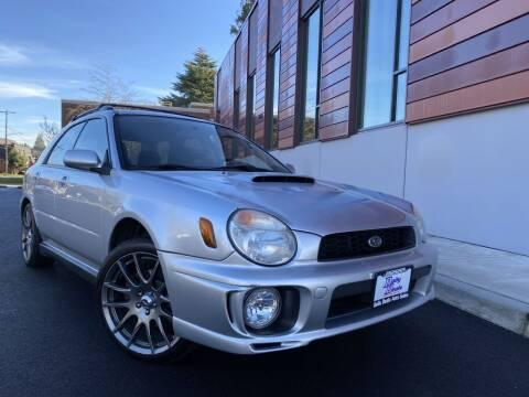2002 Subaru Impreza for sale at DAILY DEALS AUTO SALES in Seattle WA
