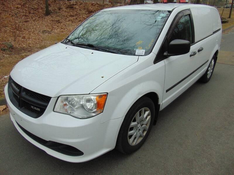 2014 RAM C/V for sale at LA Motors in Waterbury CT